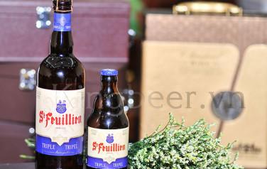 Bia Bỉ St-Feuillien Triple 1500ml