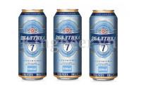Bia Baltika 07 500ml nhậo khẩu chính hãng