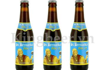 Bia Bỉ St. Bernardus ABT 12 330ml