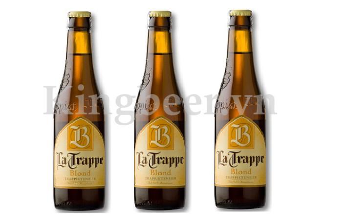 Bia Hà Lan La Trappe Blond 330ml