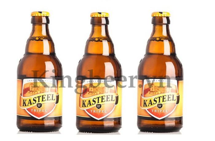 Bia Bỉ Kasteel Triple 330ml