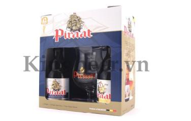 Hộp quà tặng cao cấp bia bỉ Piraat