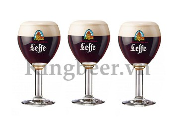 Ly uống Bia Leffe cao cấp