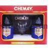 Hộp quà bia Chimay xanh tặng kèm ly cao cấp