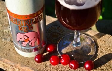 Bia Bỉ Delirium Red- Bia Hoa quả