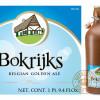 Bia Bokrijks Dòng bia Sứ Bỉ cao cấp 750ml