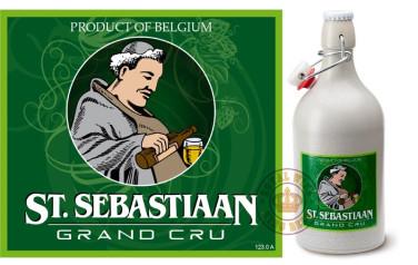 Bia sứ st.sebastiaan grand cru 330ml – Bỉ nhập khẩu