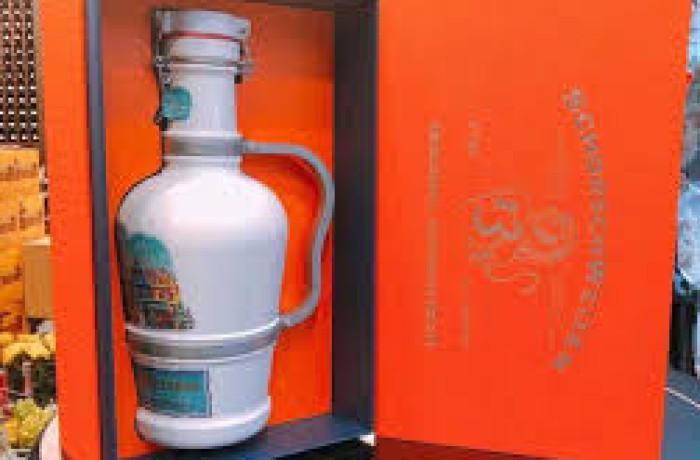 Bia SchorschWeizen 13 độ 2 Lít hộp quà