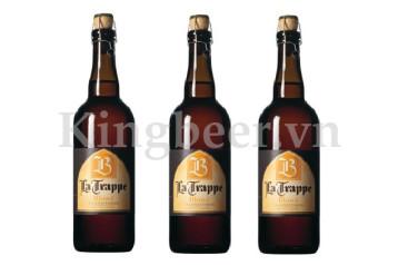 Bia thầy tu La Trappe Blond 750ml chính hãng