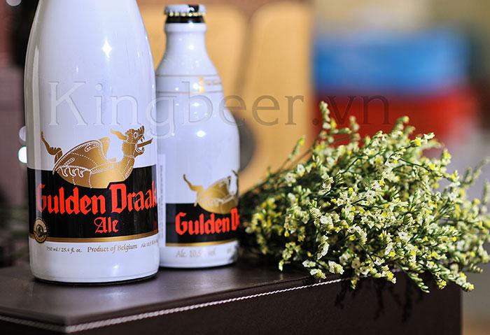 Bia Gulden Draak – Hương vị của chiến thắng