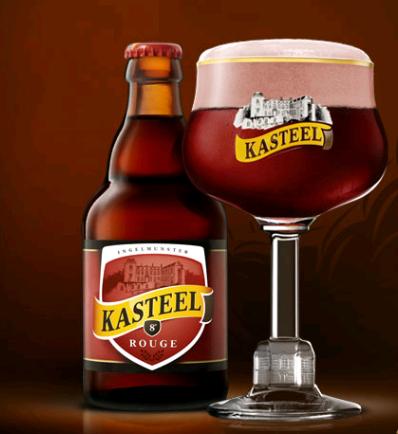 Bia Bỉ Kasteel Rouge 330ml