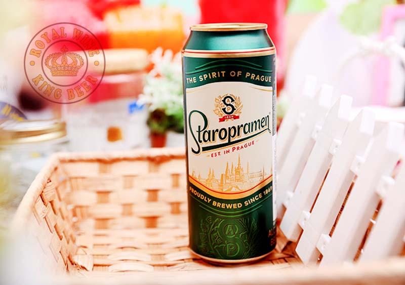 Bia Staropramen premium