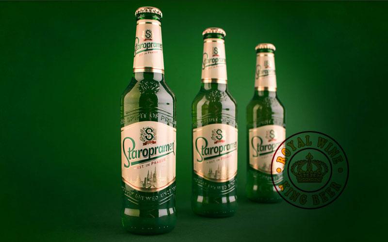 Bia tiệp chai Staropramen Premium