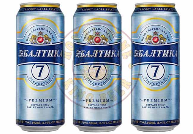 Bia baltika số 7