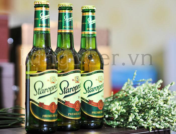 Bia Staropramen niềm tự hào của người Séc