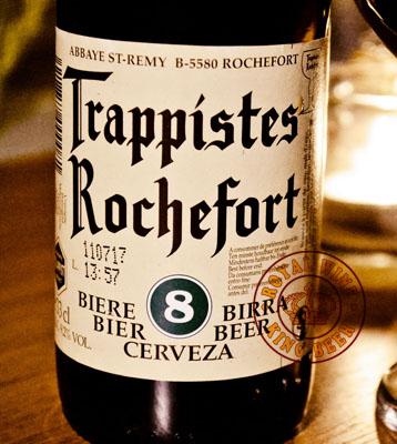Bia Bỉ Trappistes Rochefort 8