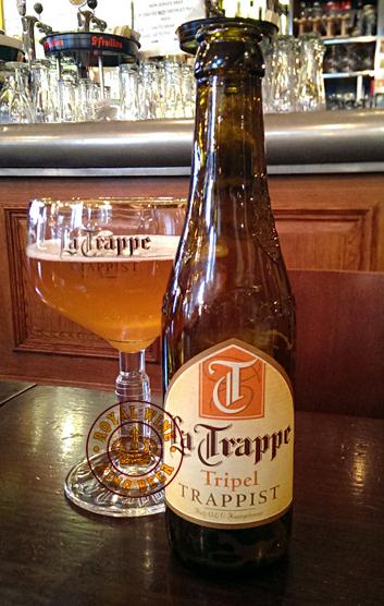 Bia Hà Lan La Trappe Tripel Trappist 330ml