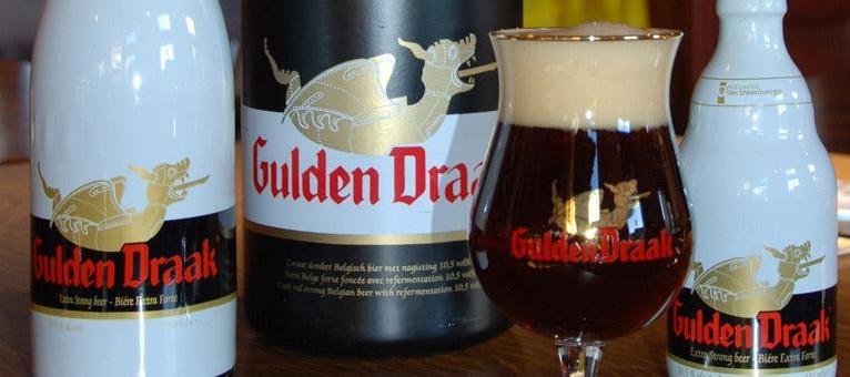 Bia Bỉ Gulden Draak 1500ml