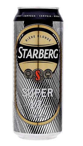 Bia Pháp Starberg Super