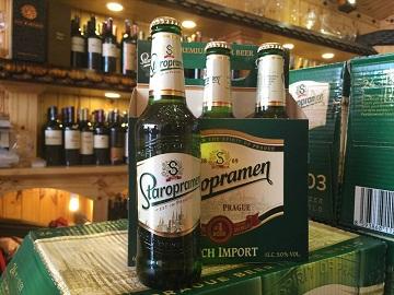 Bia Tiệp Staropramen Premium