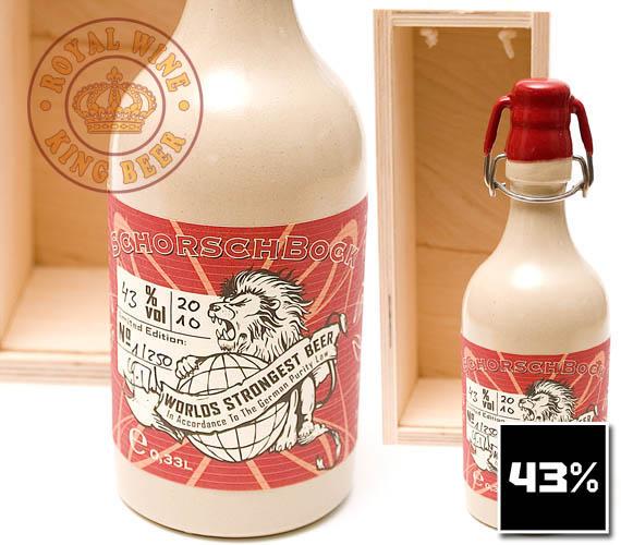 Bia Đức Schorschbräu 43
