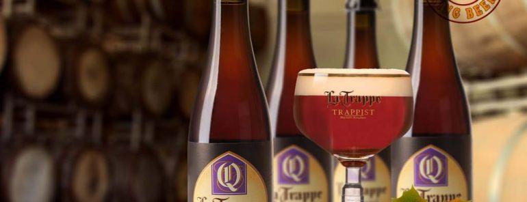 Bia Latrappe Hà Lan dòng bia thầy Tu nổi tiếng