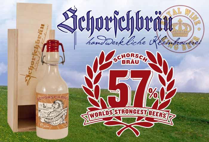 bia Schorsch bock 57