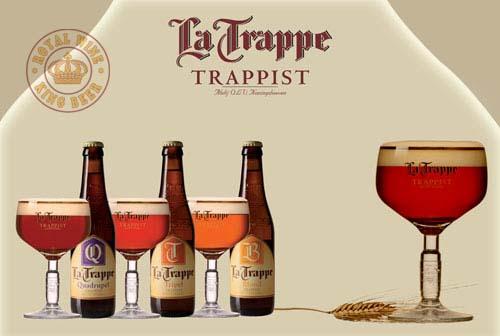 Bia La Trappe Dòng bia Thầy tu giá bán rẻ nhất