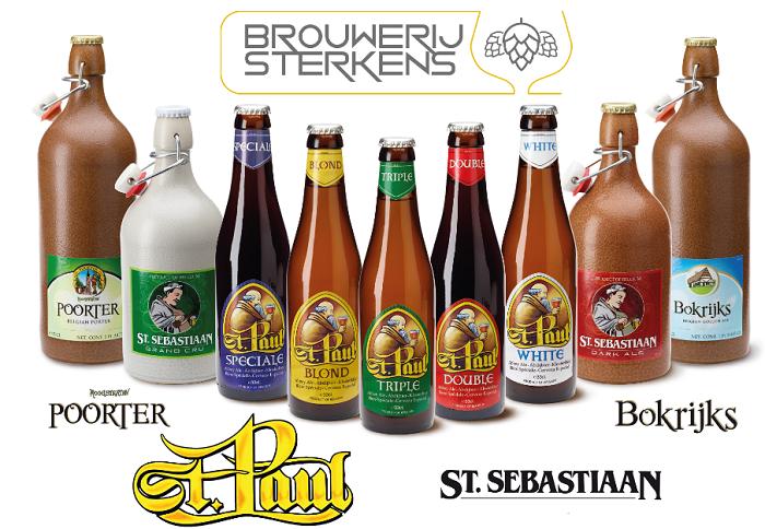 Bia Bokrijks Brouwerij Sterkens