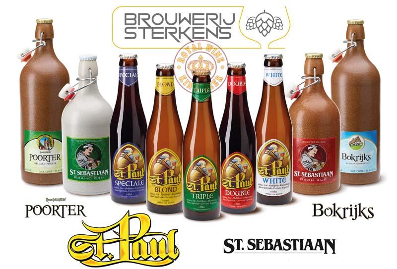 Bía Bỉ Brouwerij Sterkens