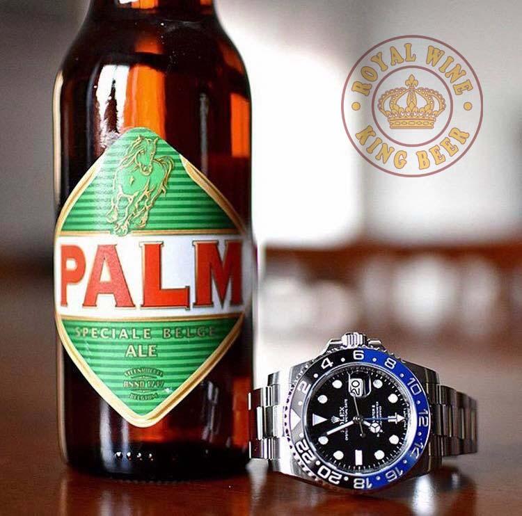 Bia Bỉ Palm Ale