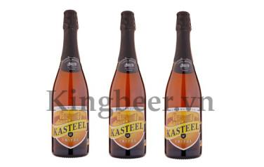 Bia Bỉ Kasteel Triple 750ml