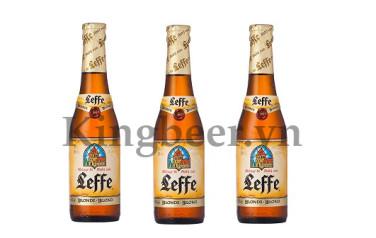 Bia Leffe Vàng Blonde 330ml giá bán rẻ nhất