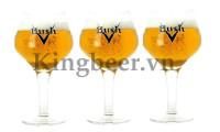 Bộ ly bia Bia Bỉ Bush 6 Cái