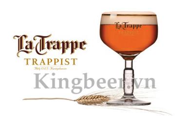Ly uống Bia La Trappe cao cấp
