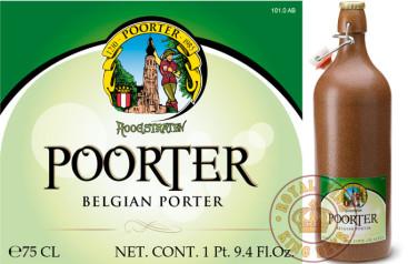 Bia Bỉ Hoogstraten Poorter belgian porter