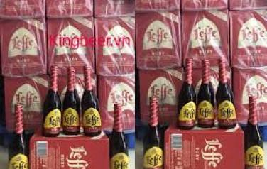 Bia Leffe Ruby nhập khẩu chính hãng