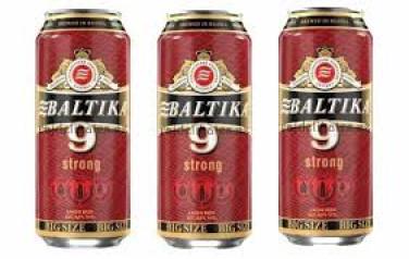 Bia baltika 9 900ml nhập khẩu chính hãng