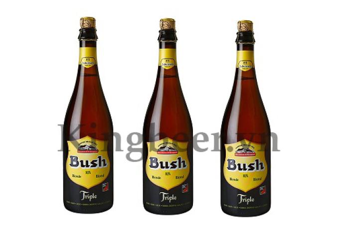 Bia Bỉ Bush Blond 750ml