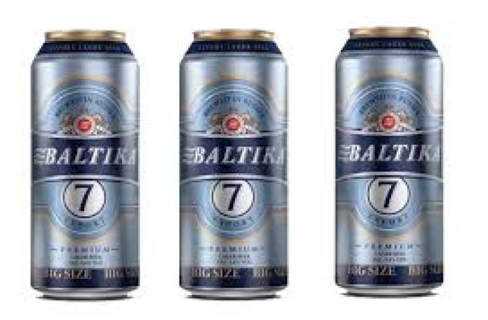 Bia Baltika số 7 900ml