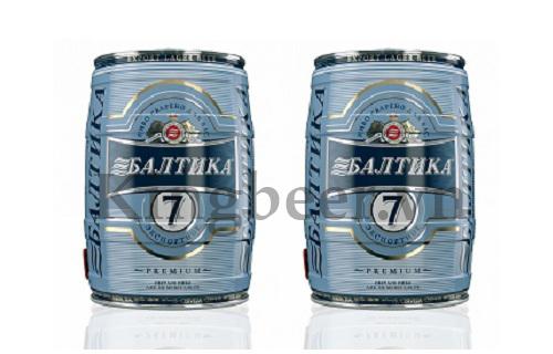 Bia Boom Baltika 7 – 5 Lít