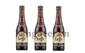 Bia Leffe nâu brown