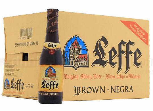 Bia Leffe nâu và những điều thú vị