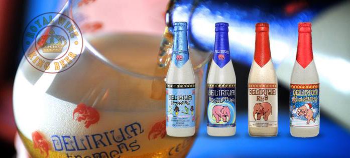 Bia Delirium – Dòng bia tốt nhất đến từ nước Bỉ