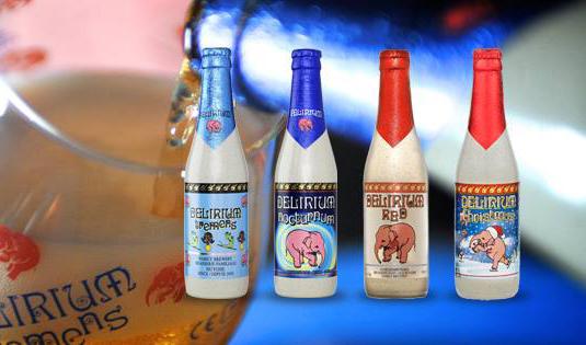 Bia Bỉ con Voi Delirium dòng bia cao cấp chính hãng